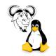 Bild von GNU/Linux News